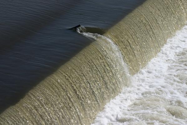 weser barrage