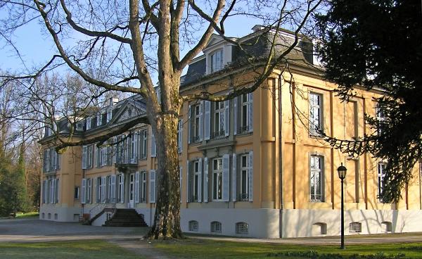 castle morsbroich in leverkusen