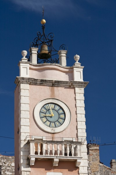 bell tower of the city guard