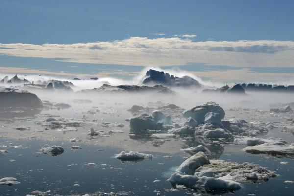 ice off greenland