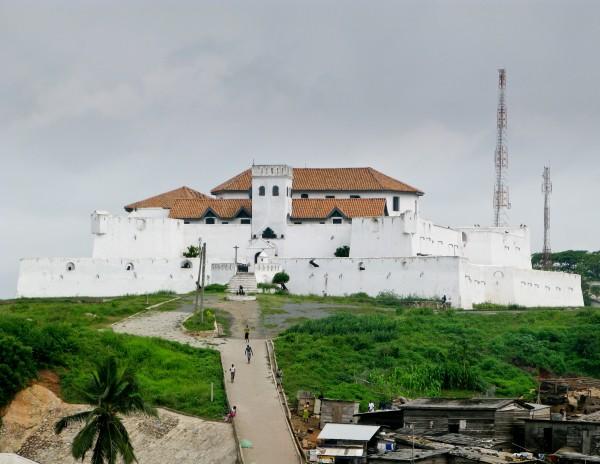 elmina castle in ghana near accra
