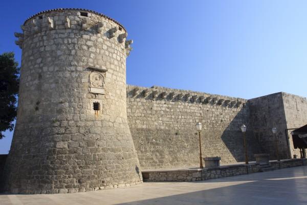 frankopan castle krk