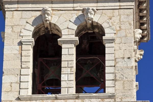 bell tower cres croatia