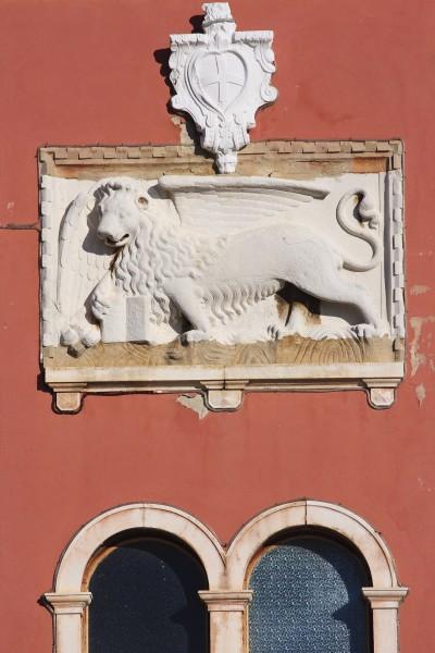 lion of san marco rovinj
