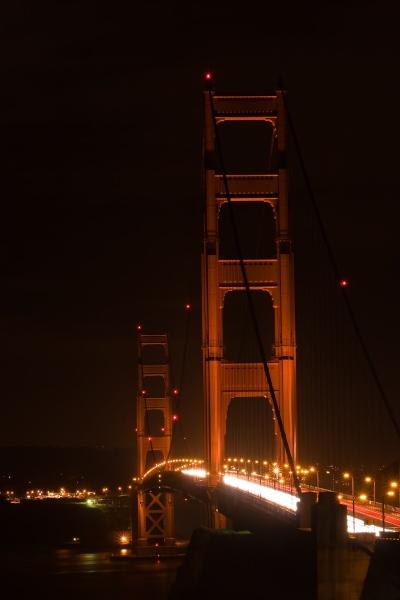 golden gate bridge is a suspension