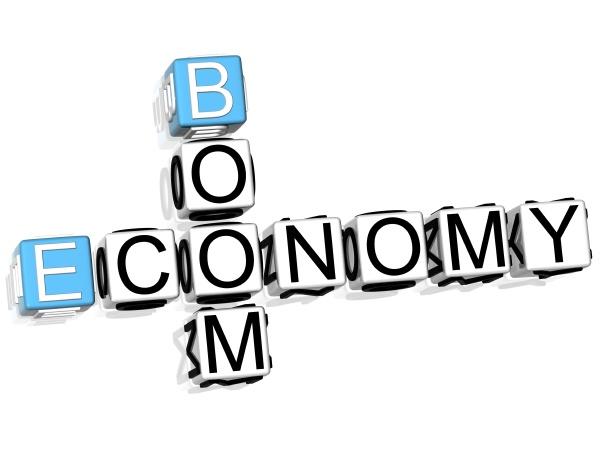 economy boom crossword