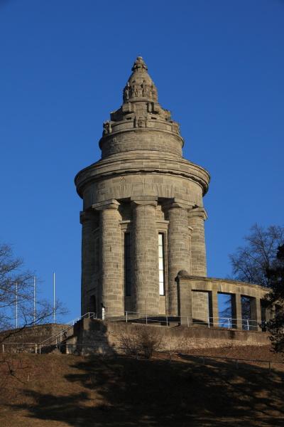 burschenschaft monument in eisenach