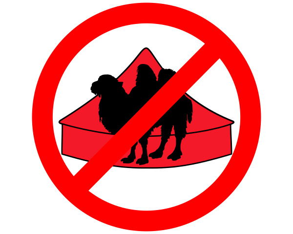 trampling animal banned in circus