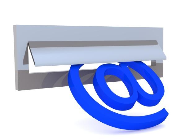 e mail inbox
