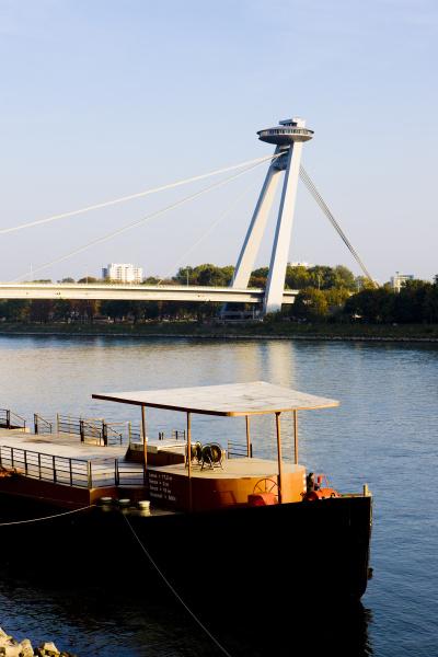 new bridge bratislava slovakia