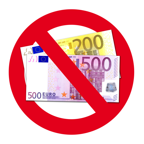 we do not accept 200 and