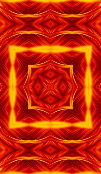 fire thangka texture