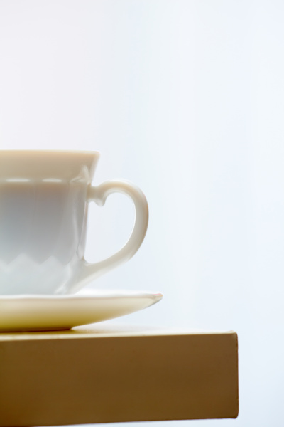 cup at workplace