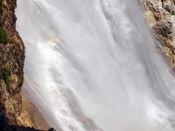 waterfall water life health