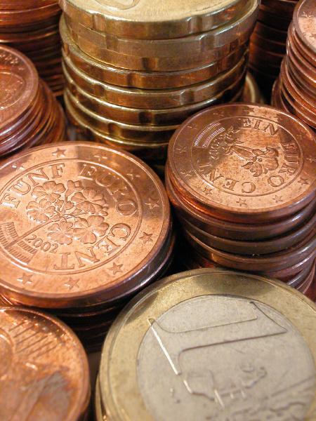 money coin coins euro coins euro