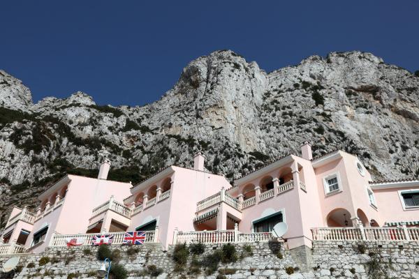 la caleta village in gibraltar