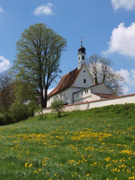 loreto chapel at wolfegg in upper