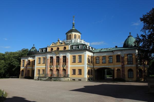 castle belvedere weimar