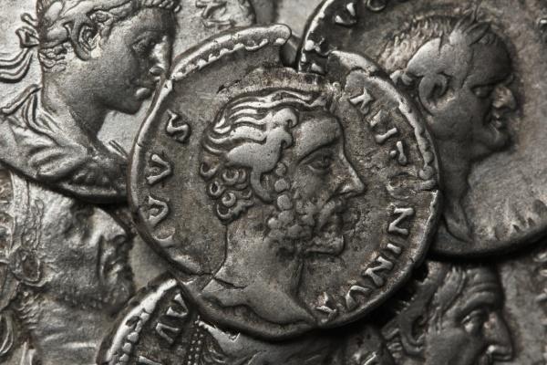 roman coin denarius