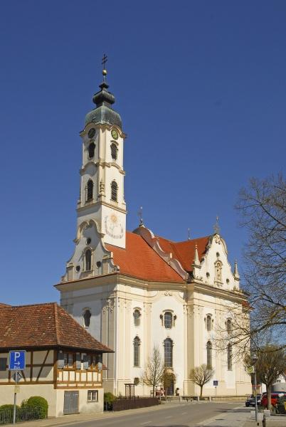 pilgrimage church steinhausen