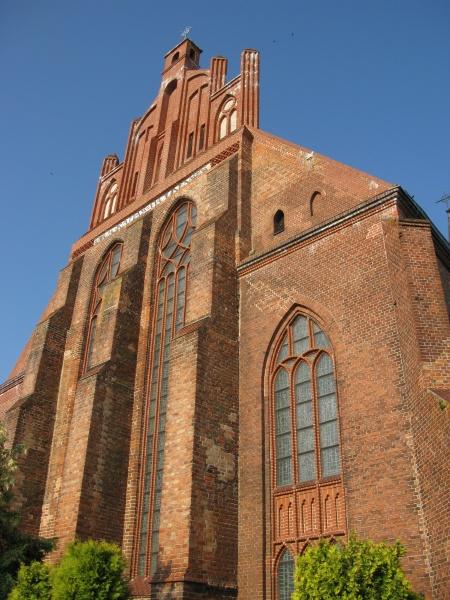 st nicholas church in wolin wollin