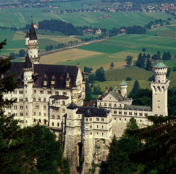bavarian castle