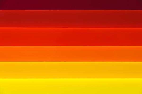 plexiglas background with bright colours