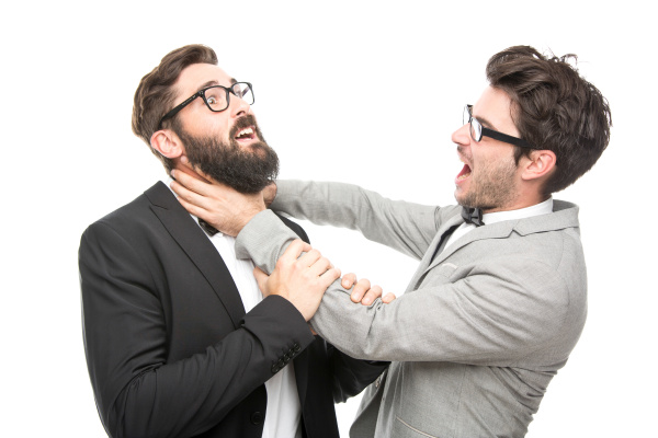 dispute among colleagues