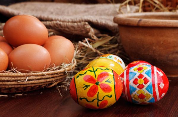 easter atr eggs