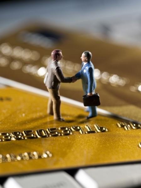 business transaction handshake agreement