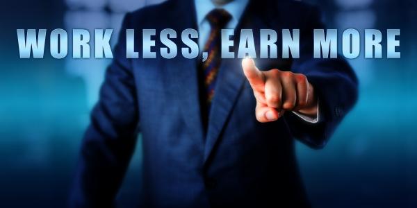 entrepreneur, pushing, work, less, , earn - 16320923