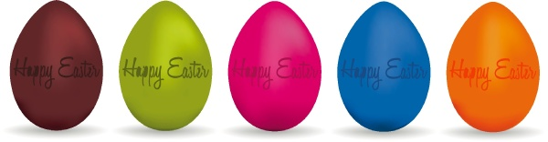 cheerful, easter, background, with, colorful, decorated - 16324283