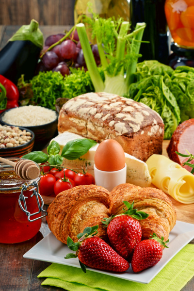 composition, with, variety, of, organic, food - 16324781