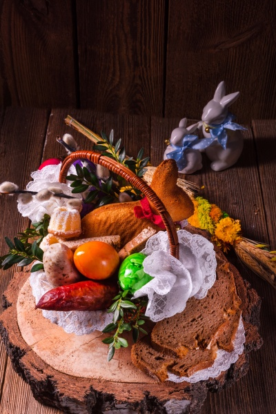 basket, of, food - 16325517