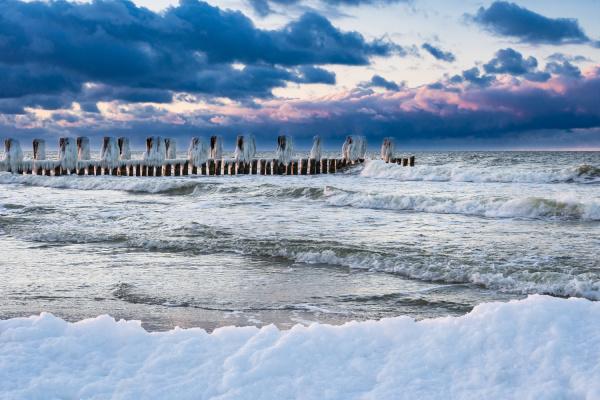 buhne, on, the, baltic, sea, coast - 16325225