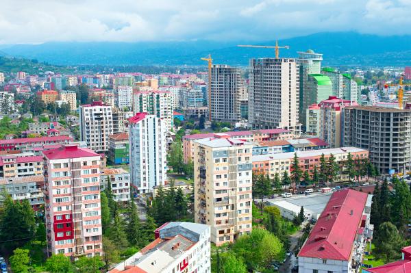 batumi, architecture, , georgian, republic - 16342469