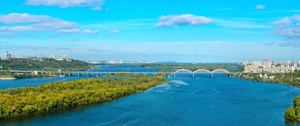 kiev, panoramic, view, , ukraine - 16342503