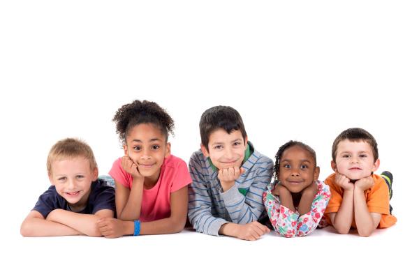 group, of, children - 16345993