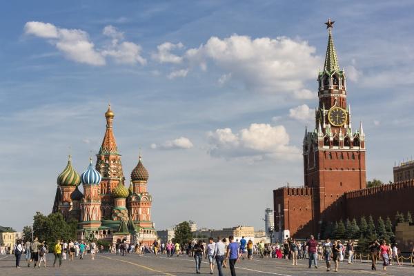 russia moscow saint basil