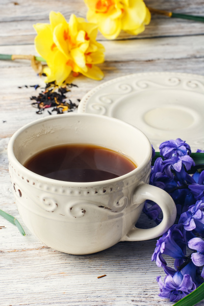 scent of morning tea