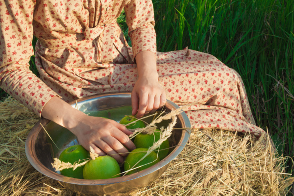 the healthy rural life the