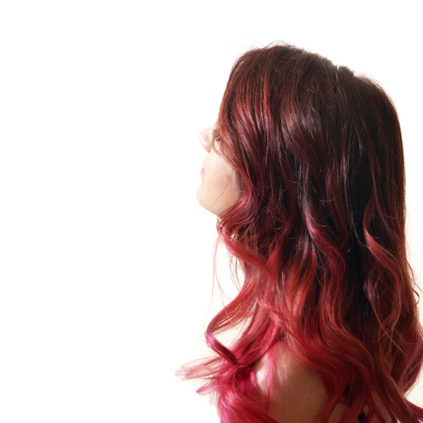 hairstyle ombre fashion