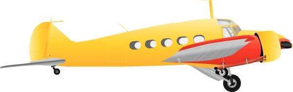 veteran airliner