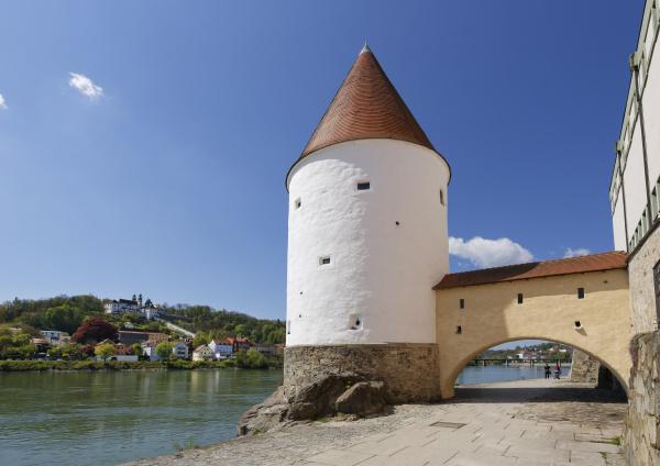 germany lower bavaria passau schaiblingsturm and