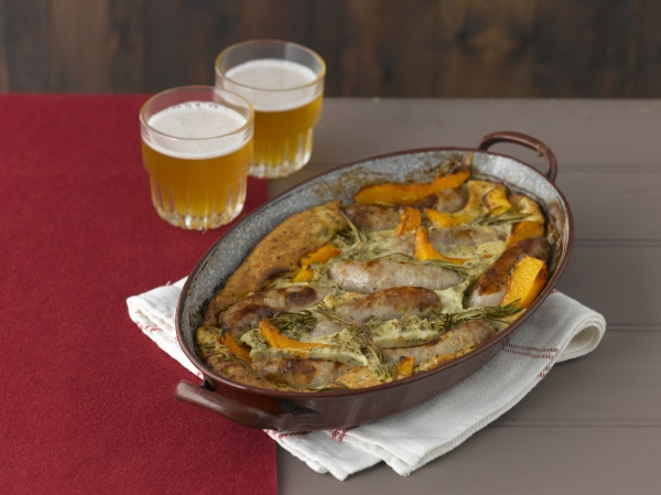 toad in the hole with butternut
