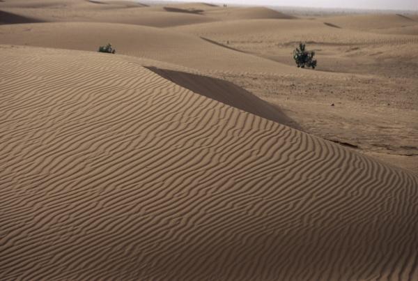 desert between nouadhibou and nouakchott