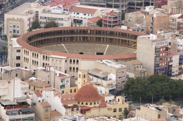 corridas arena alicante valencia province spain