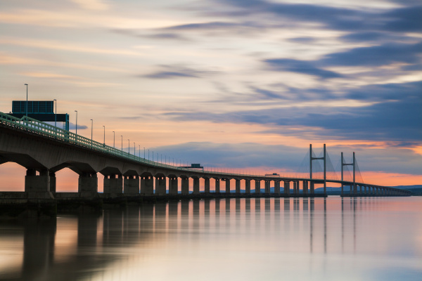 second severn crossing south east wales