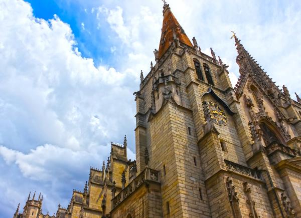 tower of saint john the baptist