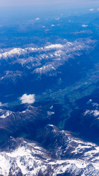 landscape, of, mountain., view, from, the - 19339955